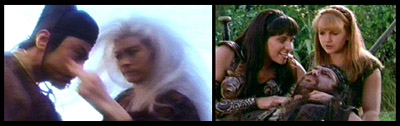 Swordsman 3: The East is Red/Xena
